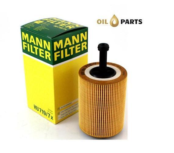 Filtr Oleju Mann Hu 7197x Filtry Oleju Filtry Oilpartspl