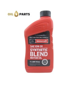 OLEJ MOTORCRAFT 10W30 SYNTHETIC BLEND 1L