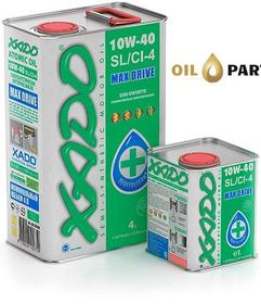XADO ATOMIC OIL 10W40 SL/CI-4 4L