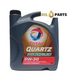 TOTAL QUARTZ 5W30 FUTURE 9000 NFC 4L