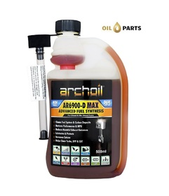ARCHOIL AR6900-D MAX DIESEL ON CETANE BOOST 500ml