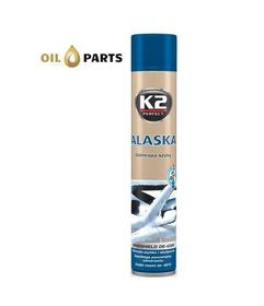 K2 ALASKA 750ML SPRAY ODMRAŻACZ DO SZYB