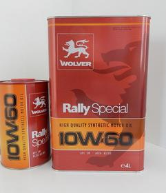 WOLVER RALLY SPECIAL 10W60