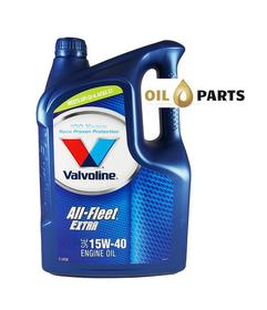 VALVOLINE ALL-FLEET EXTRA 15W-40 5L