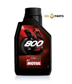 OLEJ MOTUL 800 2T ROAD RACING FACTORY LINE 1L